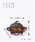 竹节炉-枣皮壳