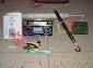 纸扎 纸活 清明用品老式录音机 雨伞 热水器 烫斗 拐杖