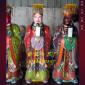 璃钢彩绘道教神像
